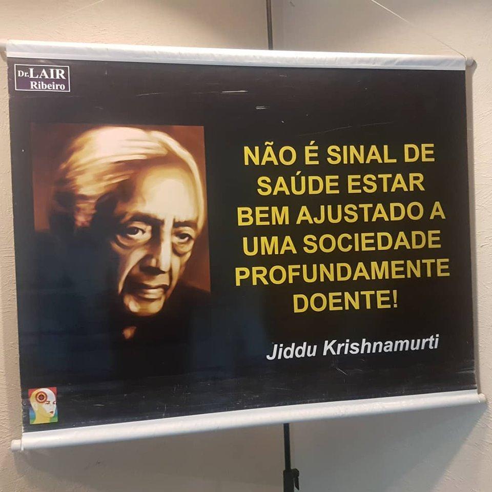 Mensagem Dr Lair Ribeiro